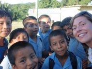BELIZE- Mayan Children