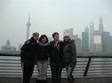SHANGHAI- The Bund
