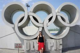 Hello Olympic Stadium!