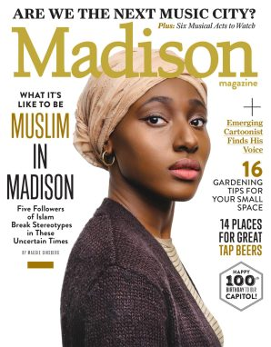 Muslim in Madison