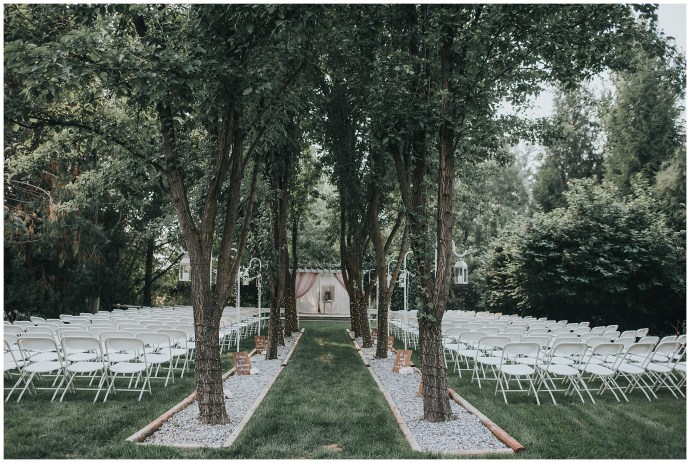 Boho Garden Boise Wedding Photographer