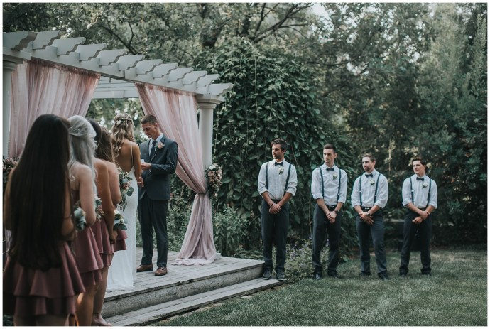 Boho Garden Boise Wedding Photographer Boise Idaho