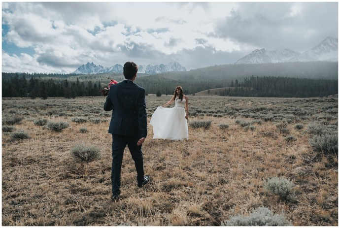 Sawtooth Elopement