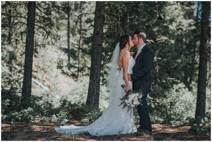 Bogus Basin Wedding