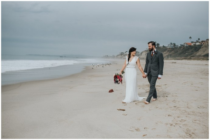 Big Sur Boho Elopement