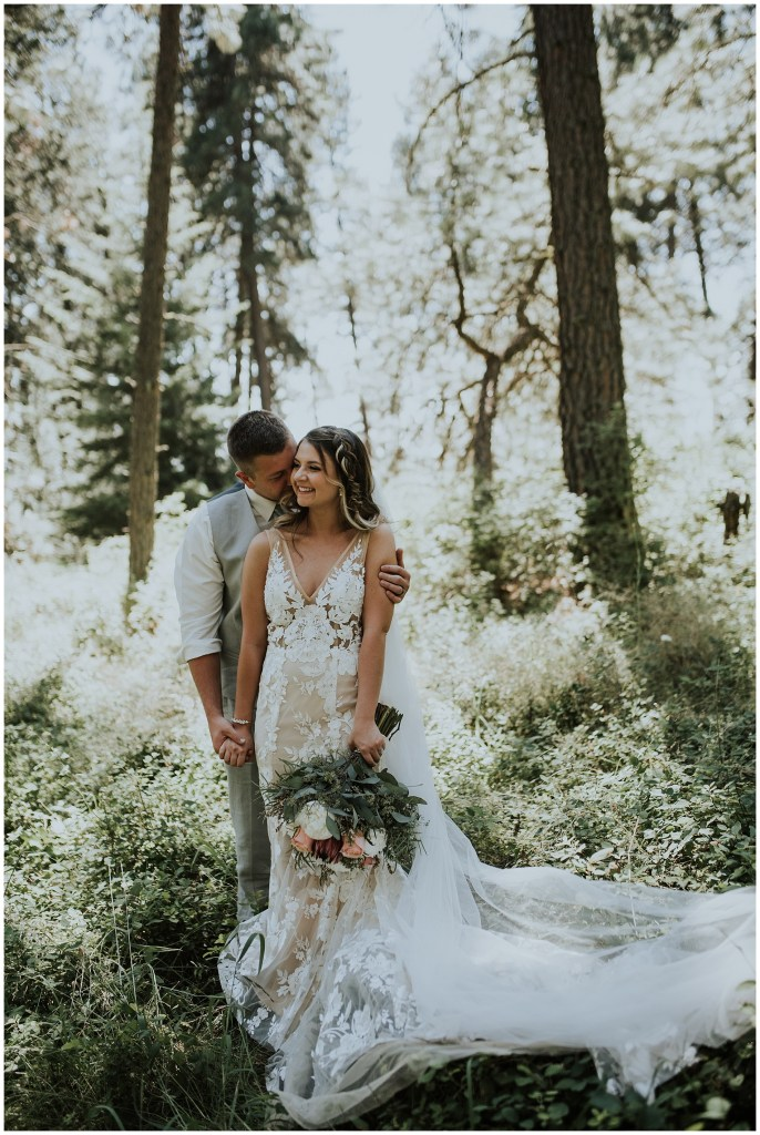 Boho Wedding in Moscow Idaho