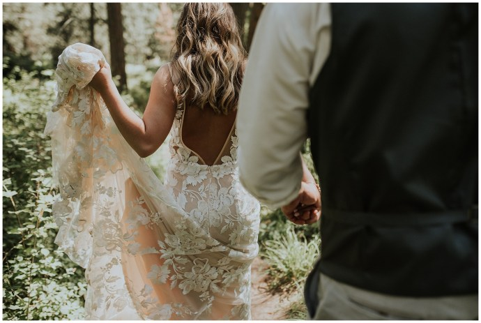 Stevie Made with Love Wedding Dress Seattle WA