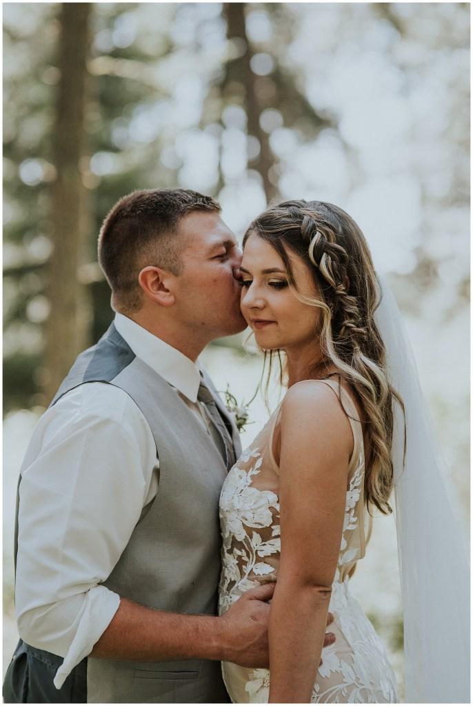 Boho Wedding in Moscow Idaho