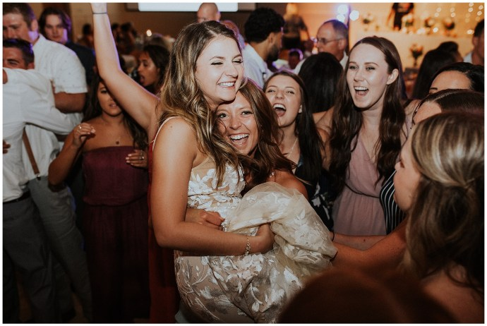 SEL Pullman Washington Wedding
