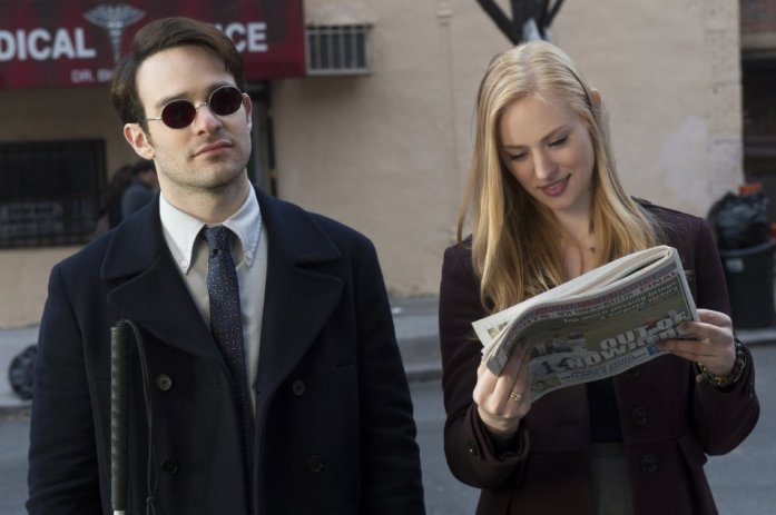 Daredevil - Matt and Karen