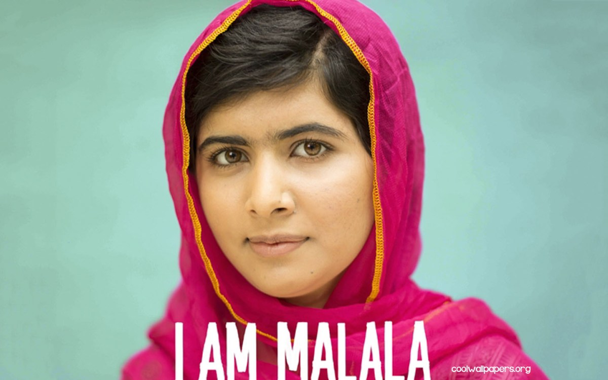 Malala feature image from coolwallpapers.org