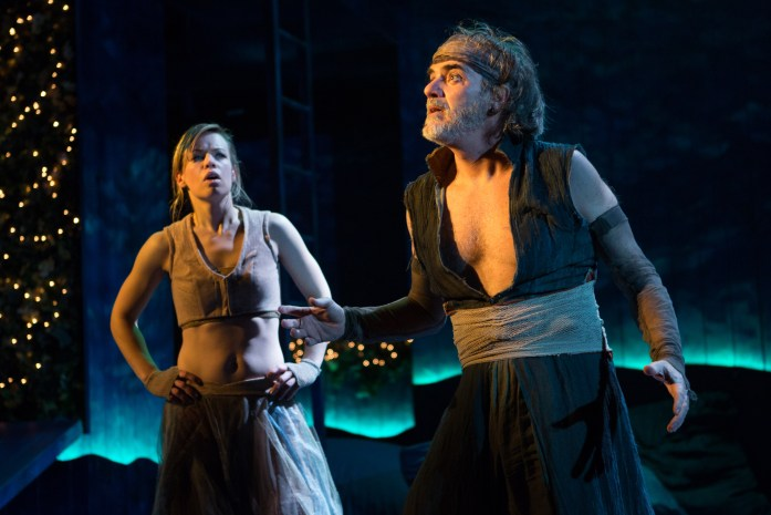 A Midsummer Night's Dream at Folger Shakespeare Theater. Photo by Teresa Wood