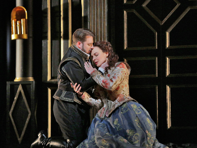 Roberto Devereux / 2016 The Metropolitan Opera