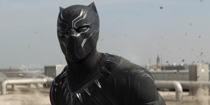 Black Panther in CA:CW