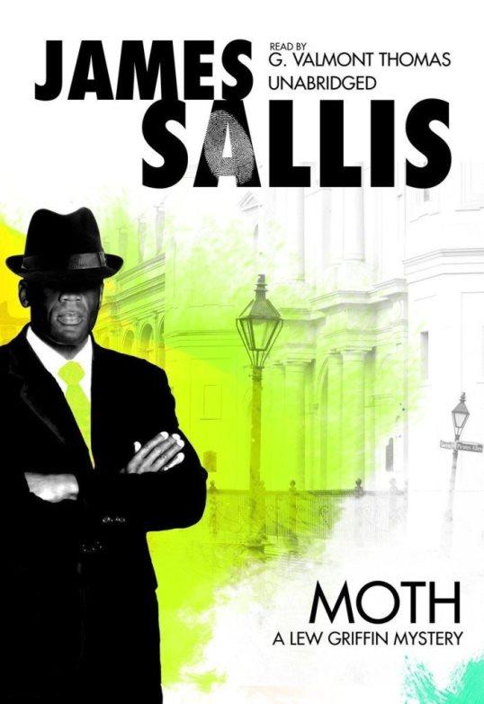 Moth James Sallis Audiobook cover