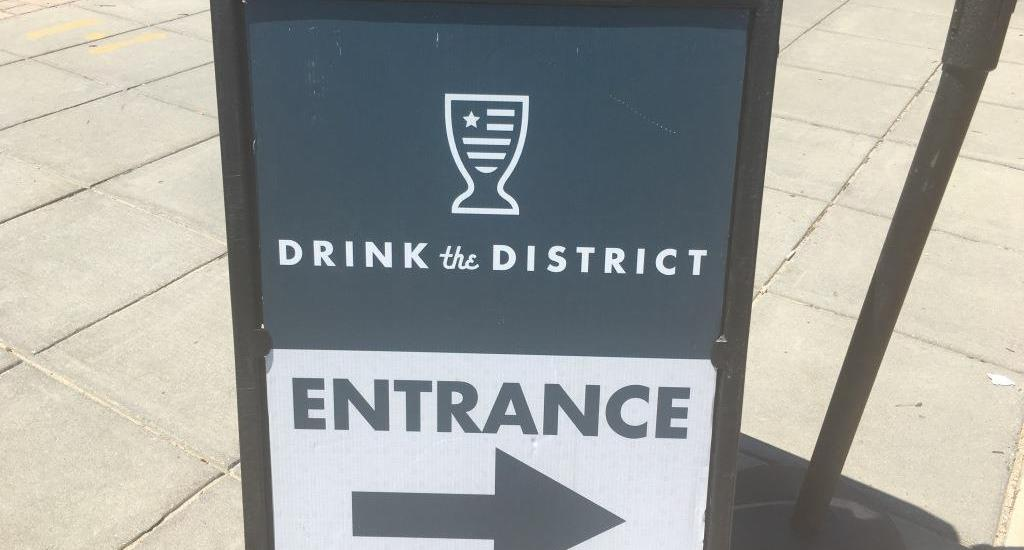 Drink the District