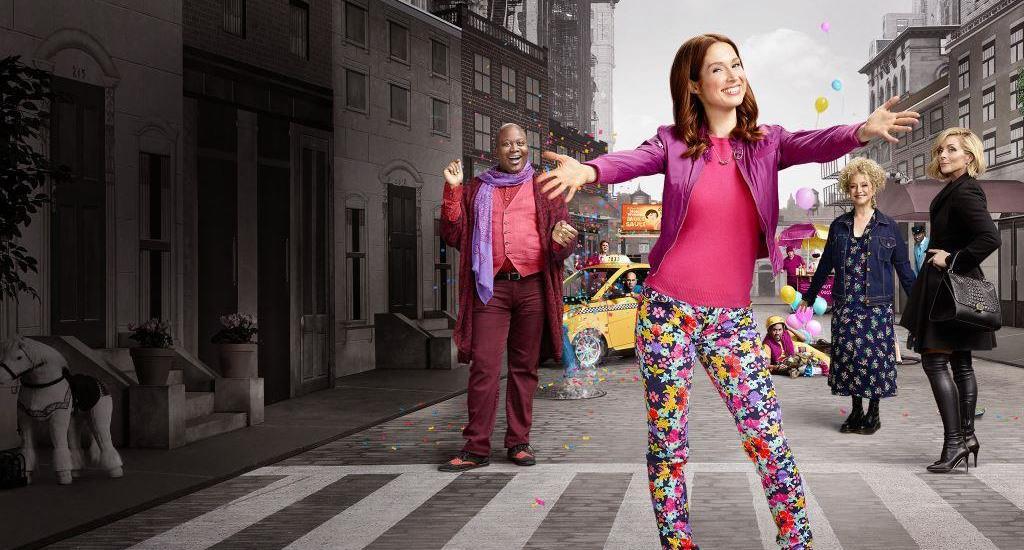 Unbreakable Kimmy Schmidt Season 2 feature