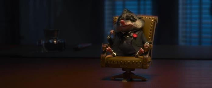 Zootopia - Mr. Big