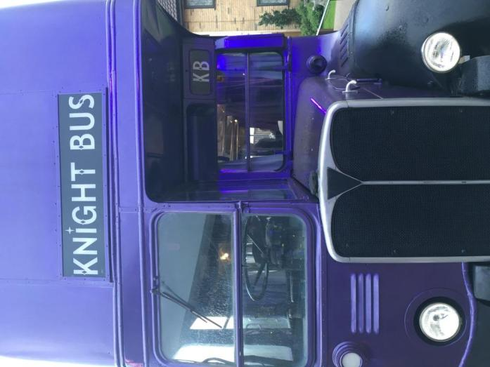 Knight Bus - three decks of fun!
