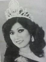 IRENE WONG, Miss Malaysia Universe 1979