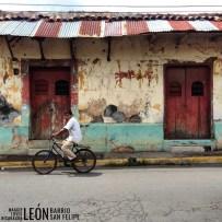 Barrio San Felipe León Nicaragua