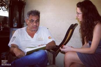 Interview mit Baltasar Gutiérrez