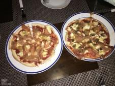 Pizza gekocht von Carlos