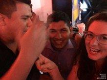Valentinstag - The Reef Bar - Elthon furios wegen dem Selfie