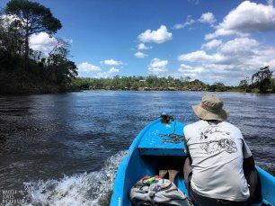 Rückkehr El Castillo - Río San Juan