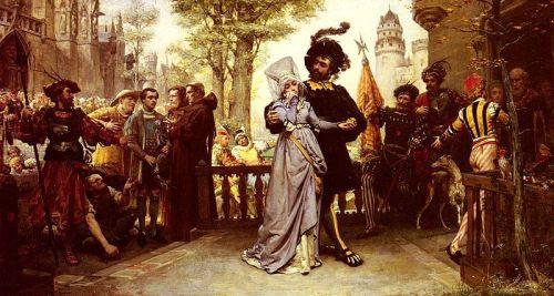 Le Droit Du Seigneur by Jules Arsene Gardier (1872)