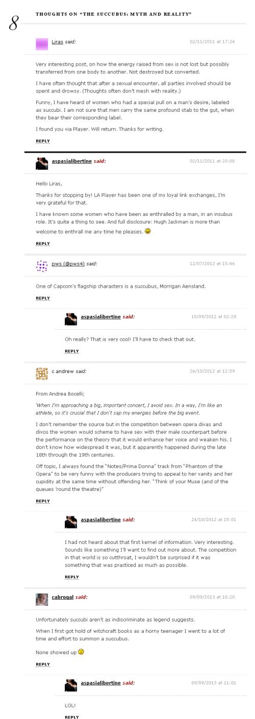 comments 11-1-11