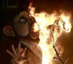 burning idol