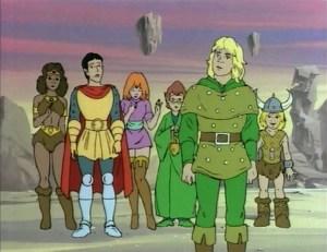 Dungeons & Dragons cartoon