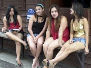 Filipino juicy girls