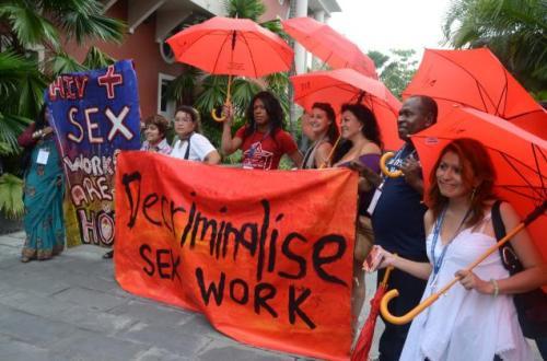 Sex Worker Freedom Festival 2012