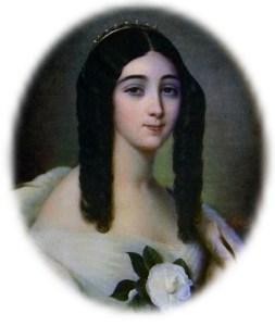 Marie Duplessis by Édouard Viénot
