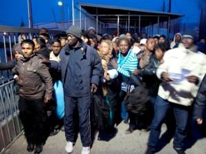 Greek detention center