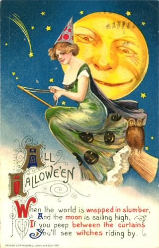 Schmucker witch 1911