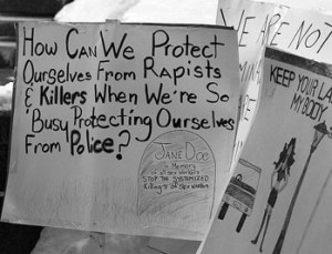 protest posters