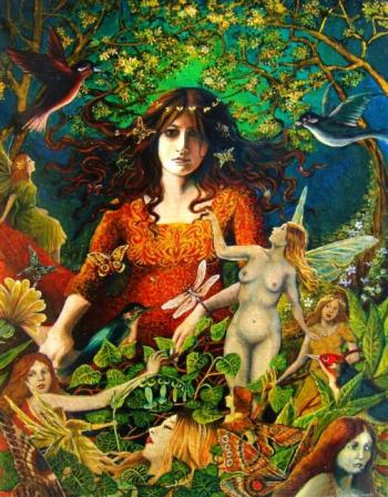 The May Queen by Emily Balivet (2005)
