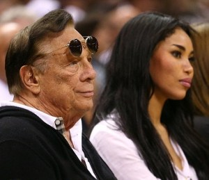 Sterling and Stiviano