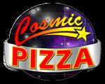 Cosmic Pizza logo