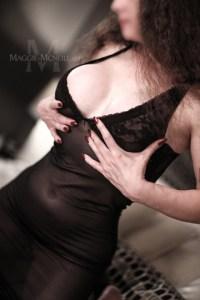 black-nightgown