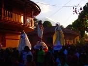 Semana Santa in Nicaragua - Easter Sunday procession in Altagracia, Ometepe