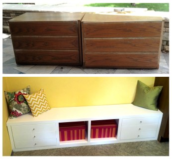 Don't overlook thrift store finds that can save you time in building something entirely new.