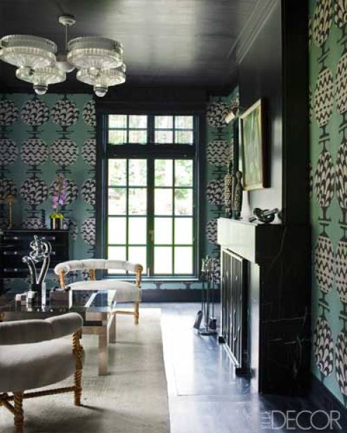 Kelly Wearstler via Elle Decor