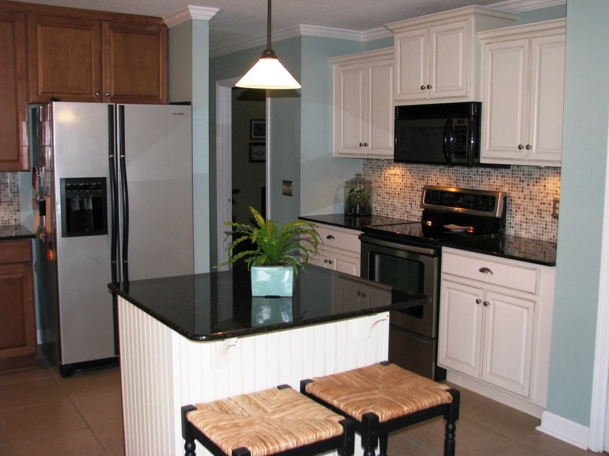 Kitchen Remodel for $5,000 on Small Kitchen Renovation  id=85198