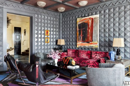 Kelly Wearstler via Architectural Digest