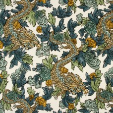 DwellStudio-Ming-Dragon-Fabric---Midnight
