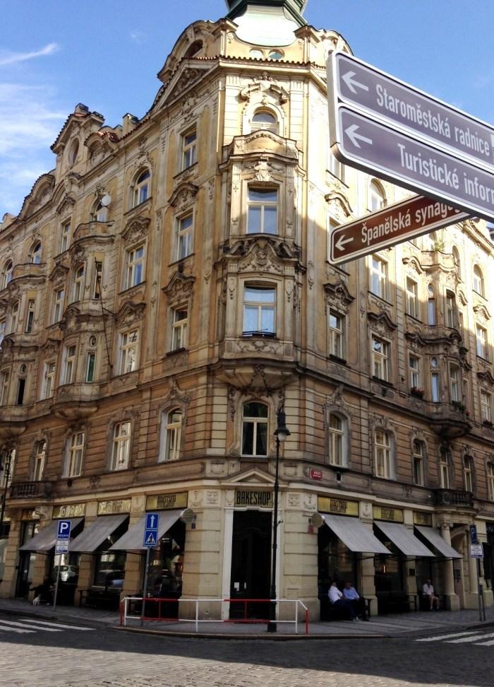 BAKESHOP Breakfast in Prague
